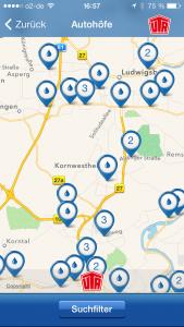 Fernfahrer-App