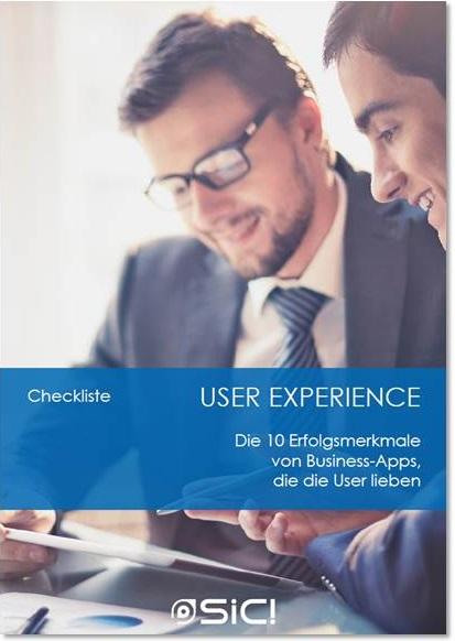 UX-Checkliste - eBook Download