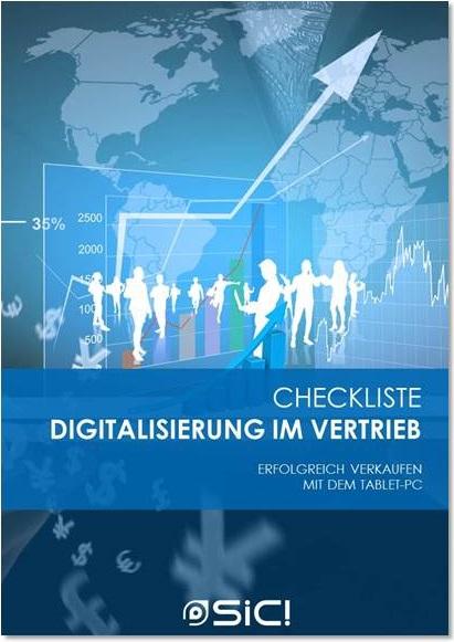 Checkliste Digitalisierung im Vertrieb - eBook Download